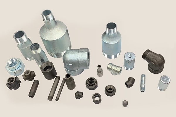 Forged Steel & Fittings | Geonix Oilfield Products